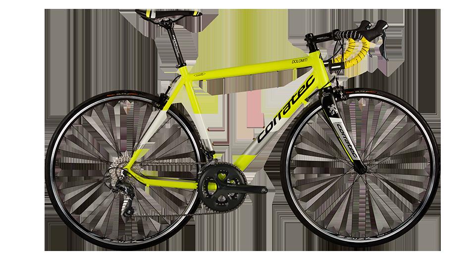 Corratec dolomiti 105 limited edition road bike 2013 | chain.