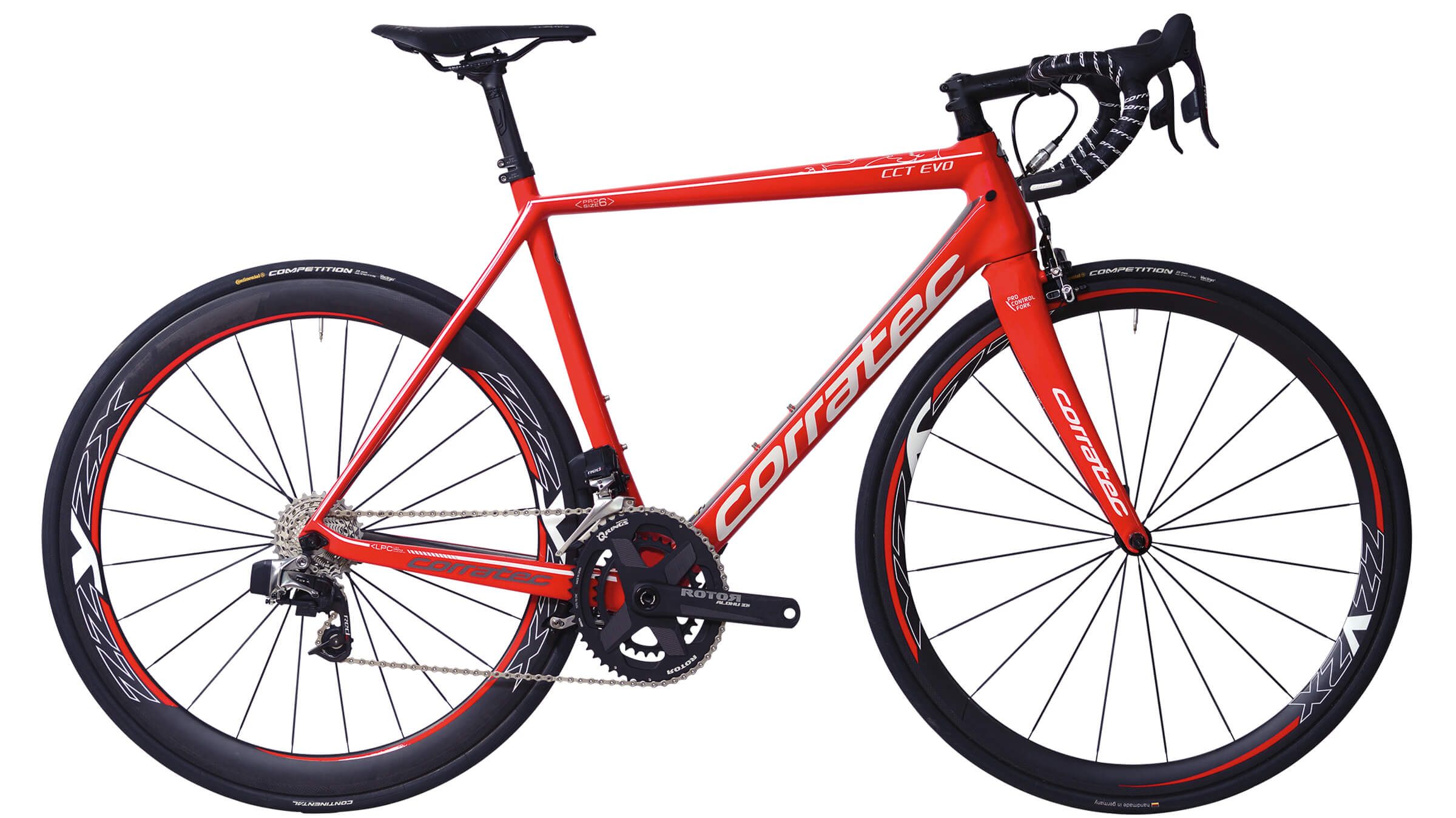 Bicycle CORRATEC Harmony Lady 2014